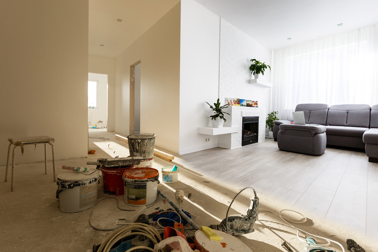 custom home renovation calgary